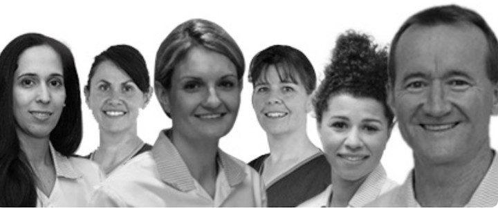 The Dental Centre, Ferndown team